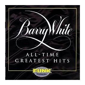 Cd Barry White - All Time Greatest Hits (novo-lacrado)