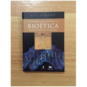 Livro Introdução Geral À Bioética