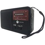 Radios Meteorológicas,motorola Mwr800 Al Aire Libre Radi..