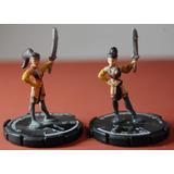 Amazon Blademistress X2 / Miniaturas Mage Knight