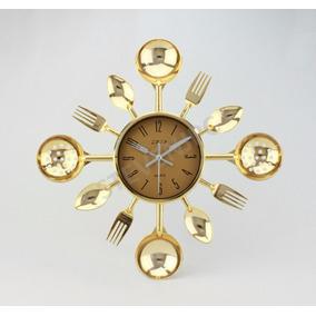 6fa0f1f298f Relogio Parede Moderno Cozinha - Relógios De Parede em Rio de ...