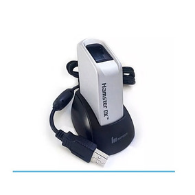 Leitor Biométrico Nitgen Hamster Dx Fingkey C/ Nf + Garantia