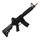 M4a1 Cqb Rifle Airsoft Elétrico Cyma Cm176 Bivolt 300fps 6mm