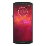 Motorola Z3 Play Dual SIM 128 GB Preto-ônix