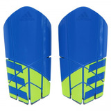 9e141f24a9 Caneleira De Futebol adidas X Lesto - Adulto - Azul