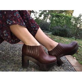 Zapato Plataforma Argentino - Zapatos de Mujer en Mercado Libre Chile 6fbc8cf475f2