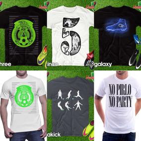 Oferta De Playeras @futbolitismx Diseños Increibles