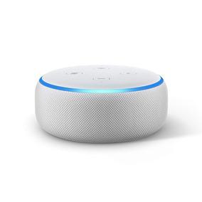 Amazon Echo Dot 3rd Gen Terceira Geracao Branco - Areia