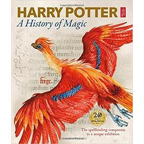 Harry Potter - A History Of Magic Kel Ediciones