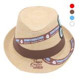 1077bbc2cc996 Sombrero Borsalino Para Niños en Mercado Libre Argentina