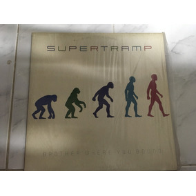 Lp Supertramp Brother Where You Bound