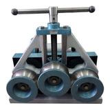 Calandra De Tubos E Perfis - Lrct-2 - Lr Máquinas