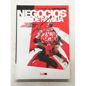 Cómic, Maervel, Spiderman Negocios De Familia Ovni Press