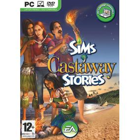 Jogo - The Sims História De Náufragos - Mídia Digital - Pc