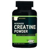 Creatine Powder Micronized Optimum On 300g Importada Usa