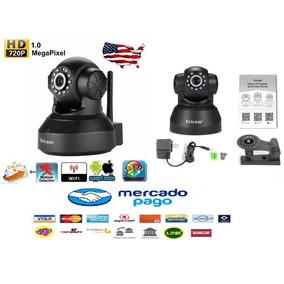 Sricam 720p Wifi Ip Cámara Webcam Noche