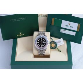 Relógio Rolex Gmt-master Ii Pepsi 126710blro