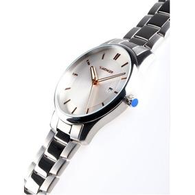 c0e6ae7a8bb Relógio De Pulso Suíço Wenger Inox City Classic 01.1441.105