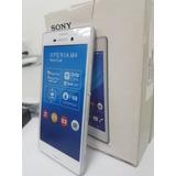 Sony Xperia M4 Aqua Dual 4g Vitrine Champanhe