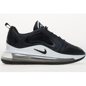 san francisco 0af2b 2d89f Zapatillas Nike Air Max 720 Blanco  Negro Exclusivo
