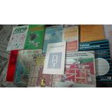 Lote De 11 Libros Academicos