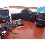 Camara Fotográfica Canon Eos 60d