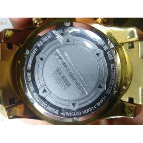 bc2d350d3c0 Relogio Invicta Reserve Chronograph W r 200 Mt - Relógios De Pulso ...