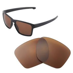 02f1d4f79c3d3 Oculos Oakley Sliver Xl De Sol - Óculos no Mercado Livre Brasil