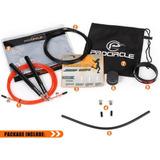 Kit Corda Speed Rope Crossfit 2 Rolamentos + Corda Reserva