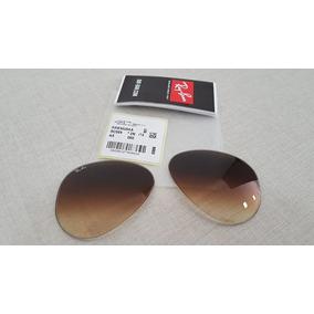 b3dc13bedb2d1 Ray Ban 3025 Aviador Rosa Lente Marrom Degrade - Óculos no Mercado ...