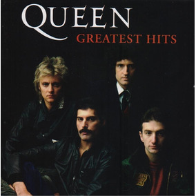 Greatest Hits - Queen - Disco Cd - Nuevo (17 Canciones)