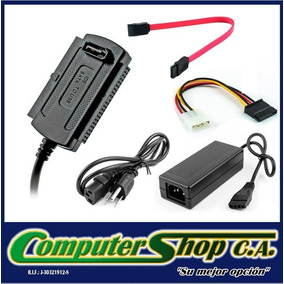 Adaptador Ide-sata A Usb 2.0 / Cable / Transformador / Gio
