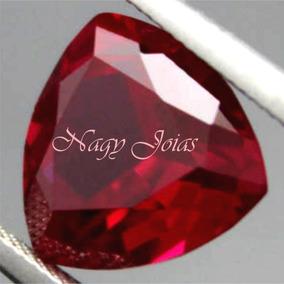 Rubi Pedra Preciosa Cor Vermelho Brasa / 2,20 Cts