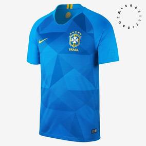 5574425e77 Camisa Seleção Brasileira Azul N°11 - Camisas no Mercado Livre Brasil
