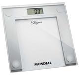 Balanca Mondial Digital Ellegance Bl-03 Prata 3v 150kg
