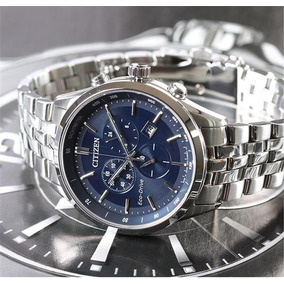 Citizen Ecodrive Safira Crono Made In Japan At2140-55l - 12x