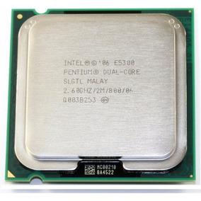 Pentium 4 Dual Core E5300 2.60 Ghz