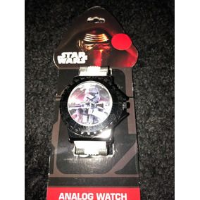 Reloj Análogo Para Adulto Star Wars Stormtrooper