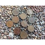 Lote Monedas Antiguas De Un Centavo Mexico Usa Canada