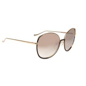 2498757d79c5b Oculos De Sol Ana Hickmann Branco   Dourado - Óculos no Mercado ...