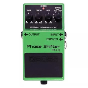 Pedal Boss Phase Shifter Ph-3 Com Fonte Psa120