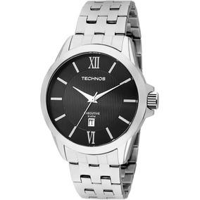 Relógio Technos Original Executive Masculino 2115kng/1p