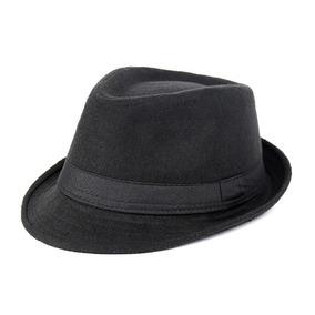 Chapeu Panama Preto Chapeus - Acessórios da Moda no Mercado Livre Brasil a0c4118943b