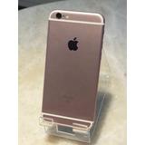 Carcaça Tampa Traseira iPhone 6s Rose - Seminovo