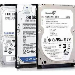 Disco Duro De 320gb Nuevos Sellados Para Laptop
