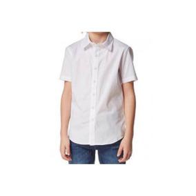 f3de77d08 Camisa Social De Festa Seda Tamanho 14 - Camisas para Meninos no ...