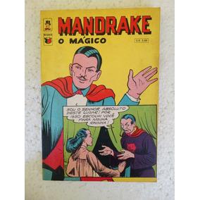 Mandrake Nº 30! Editora Saber 1974!