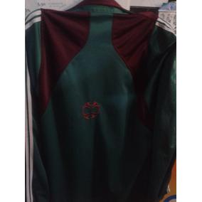 Casaco Oficial Fluminense Adidas - Casacos no Mercado Livre Brasil 0e7bed5f3a776