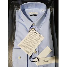Camisas De Hombre Versace - Camisas Manga Larga de Hombre en Mercado ... e6fff4e7f2dda