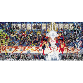 Crise Nas Infinitas Terras -dc Comics (hq Digital) + Brindes